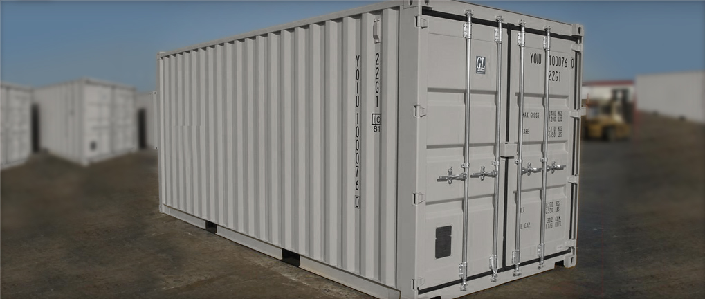Steel Containers For Sale