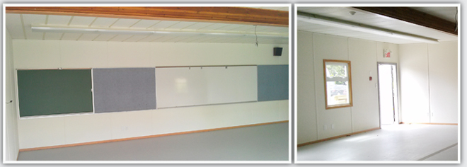 Renovated Portable Classroom Available