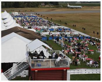 Abbotsford Airshow Chalet